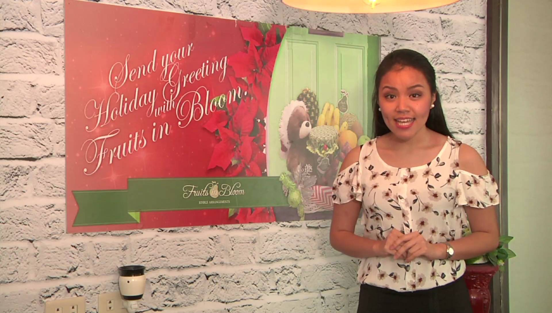 Fruits in Bloom at Chinoy TV